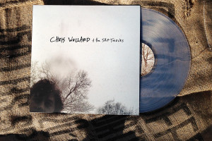 Chris Wollard and the Ship Thieves, self-titled 2009, No Idea Records, clear 180-gram vinyl