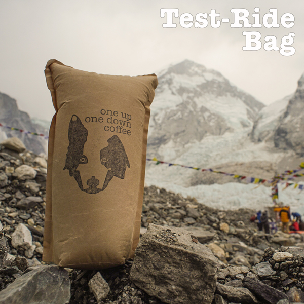 Coffee Test Ride Bag